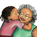 Melanie Alcantara Correia - Kisses for Granny