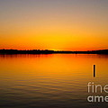 Jacqueline Athmann - Lake Independence Sunset