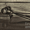 Lawyer - The Gavel by Paul Ward