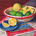 Joy Nichols - Lemons and Limes