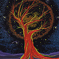 First Star Art  - Life Blood Tree by jrr