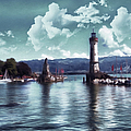 Zeana Romanovna - Lighthouse At Lindau