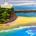 Pamela  Meredith - LightHouse at Nobbys...