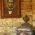 John Malone - Lincoln Portrait in Old...