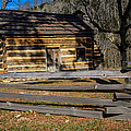 Lincoln's Boyhood Home by Mark Bowmer