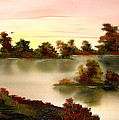 Cynthia Adams - Little Haven in Autumns...