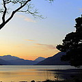 The Creative Minds Art and Photography - Loch Lomond Sunset