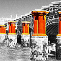 David French - London Thames Bridges...