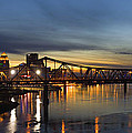 Daniel Dempster - Louisville Skyline at...