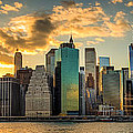 Chris McKenna - Lower Manhattan Sunset...