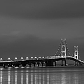 Sebastian Musial - Mackinac Bridge Black...