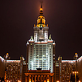 Alexander Senin - Main Building Of Moscow...