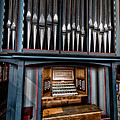 Adrian Evans - Manual Pipe Organ