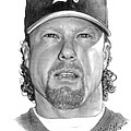 Mark Mcgwire by Harry West
