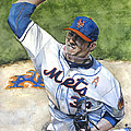 Michael  Pattison - Matt Harvey