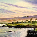 Bill Holkham - Mauna Kea Golf Course...