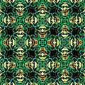 Medusa Abstract 20130131p38 by Wingsdomain Art and Photography
