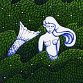 Donna Huntriss - Mermaid at the Garden