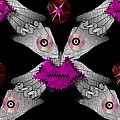 Meteoroid Creature  Coming From Comets And Androids Pop Art by Pepita Selles