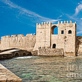 Methoni Venetian Fortress by Gabriela Insuratelu