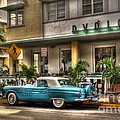 Timothy Lowry - Miami Beach Art Deco 1