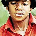 Sheraz A - Michael Jackson Artwork 5