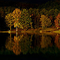 Midnight On The Lake by Linda Unger