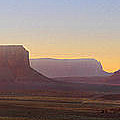 Mike McGlothlen - Monument Valley Sunset 3