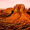Nadine and Bob Johnston - Monument Valley Sunset