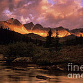 Bob Christopher - Morning Light Maligne...