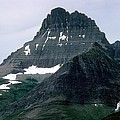 Mountain Peak I Glacier National Park
