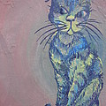 Cherie Sexsmith - My Blue Cat