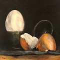 Timi Johnson - My Broken Egg