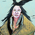 Angela Pari  Dominic Chumroo - Native American Warrior 1