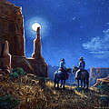 Wanda Coffey - Navajo Night