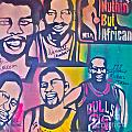 Nba Nuthin' But Africans by Tony B Conscious