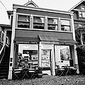 neighbourhood grocery and small deli in west end Vancouver BC Canada by Joe Fox