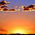 Barbara Chichester - New Mexico Sunset Glow