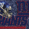 Jack Zulli - New York Giants Mosaic