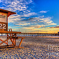 Jim Carrell - Newport Beach Pier -...