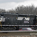 J M L Patty - Norfolk Southern Engine...