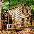 Gregory Ballos - Rice Grist Mill - Norris...