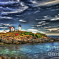 Arnie Goldstein - Nubble Light House