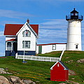 Henry Gray - Nubble Light House  ...