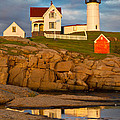 Jerry Fornarotto - Nubble Lighthouse No 1
