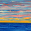 John Tidball  - Ocean Sunset