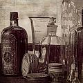 Wayne Meyer - Old Bottles    Vintage