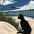 Edward Fuller - Old Cat and the Sea