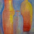 Marian Hebert - Old Jar and Bottles