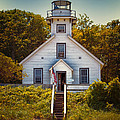 Thomas Woolworth - Old Mission Point Light...